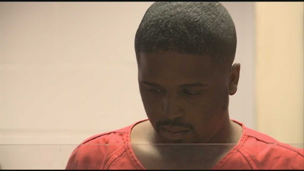 The man accused of beating a coworker who later died is arraigned Wednesday.