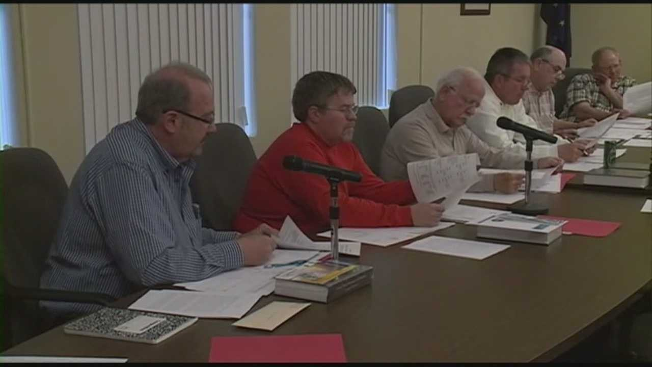 A settlement is reached Wednesday involving a pay raise dispute in Jennings County.
