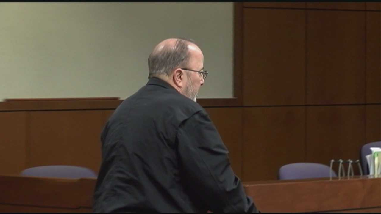 Jury recommends 15 year sentence for convicted former priest