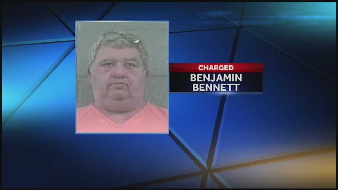 A Bullitt County business owner is accused of using his shop to sell drugs and stolen goods.