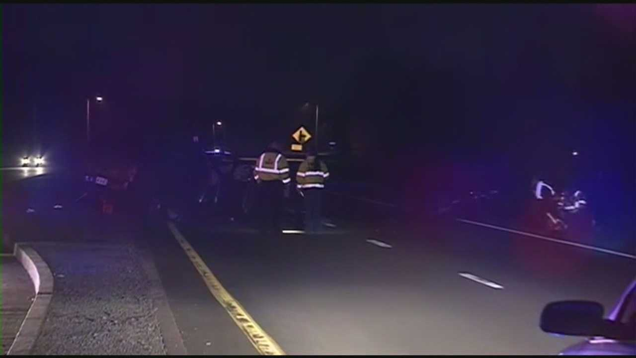Neighbors say a stretch of road where a man and teen were killed in a Saturday morning crash is the scene of many crashes.