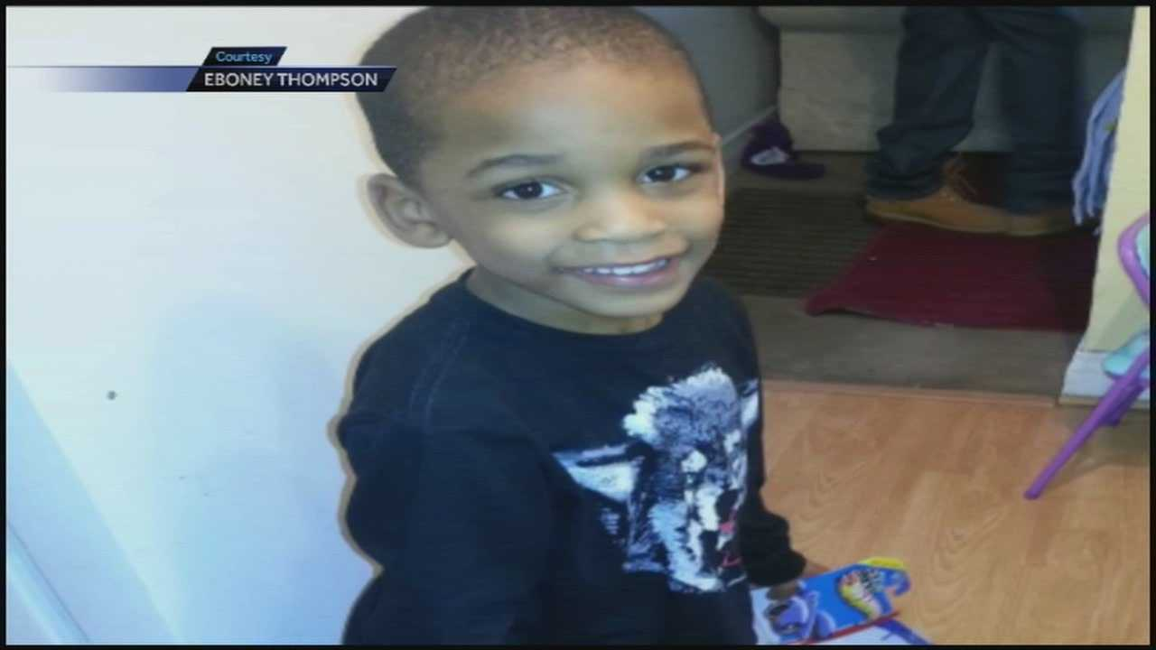Louisville Metro Police continue to investigate after a 4-year-boy was found shot in the face.
