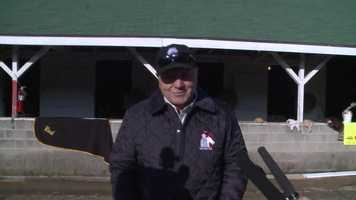 Assistant trainer Blake Heap says Pablo Del Monte won't run in Kentucky Derby 140.
