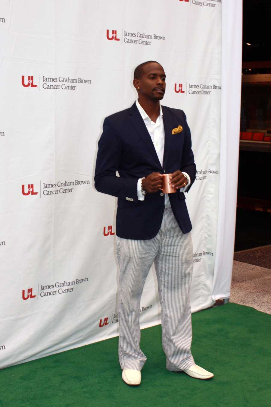 Keith Robinson, actor and Oscar nominee for Dream Girls