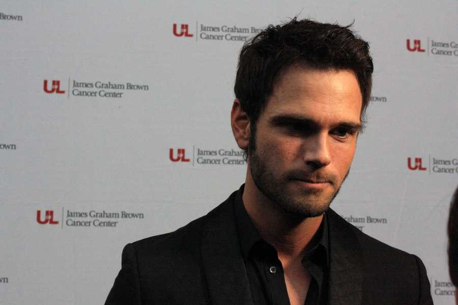 Country music artist, Chuck Wicks