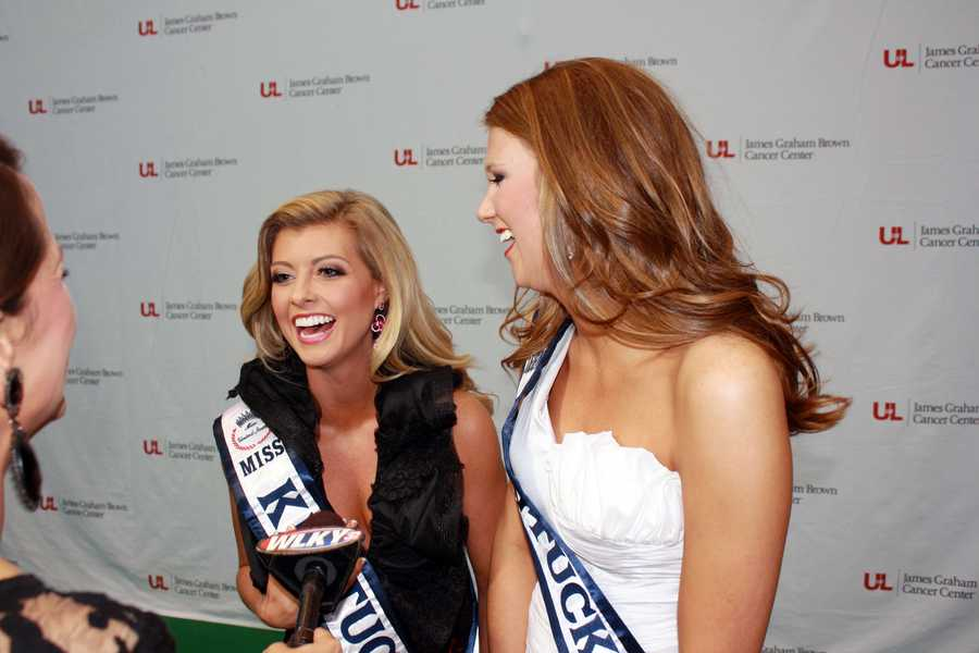 Miss Kentucky United States and Miss Teen Kentucky United States, Katy Moody and Bayli Boling