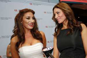 Danielle Gregorio and Lizzie Rovsek, Real Housewives of Orange County