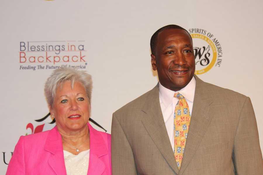 Former University of Kentucky basketball player Jack Givens