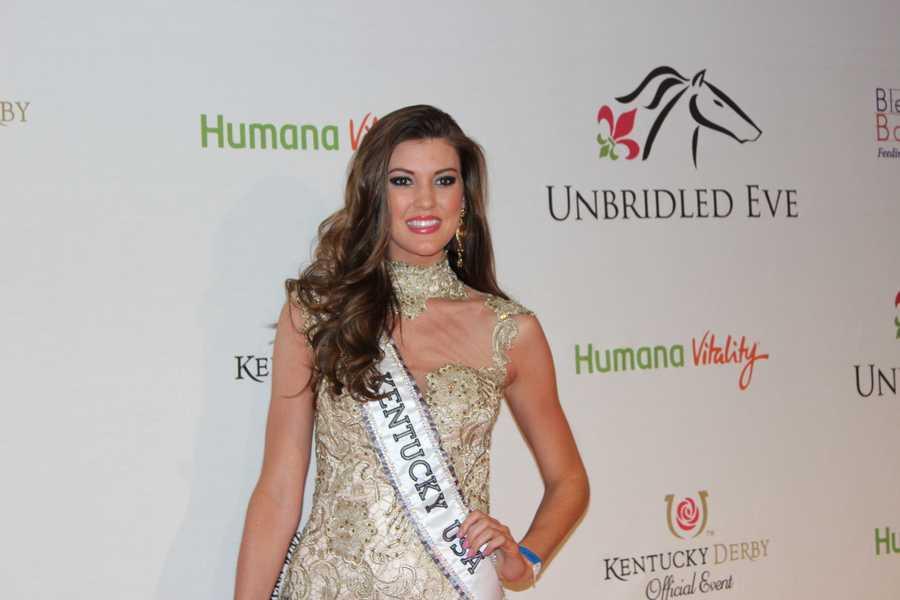 Miss Kentucky USA 2014 Destin Kincer