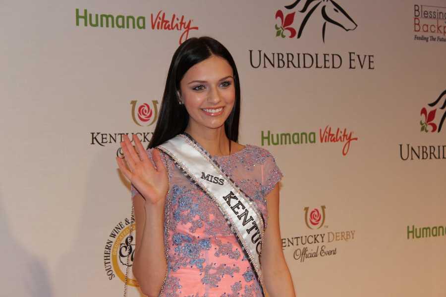 Miss Kentucky Teen USA Megan Ducharm