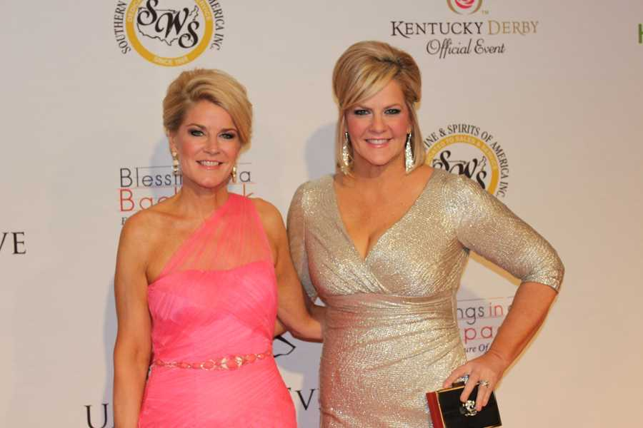 Event hosts and co-founders Tammy York Day and Tonya York Dees