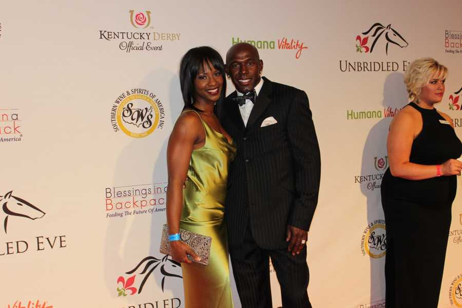 Retired NFL player Donald Driver