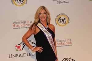 Miss United Nation International Carla Gonzalez