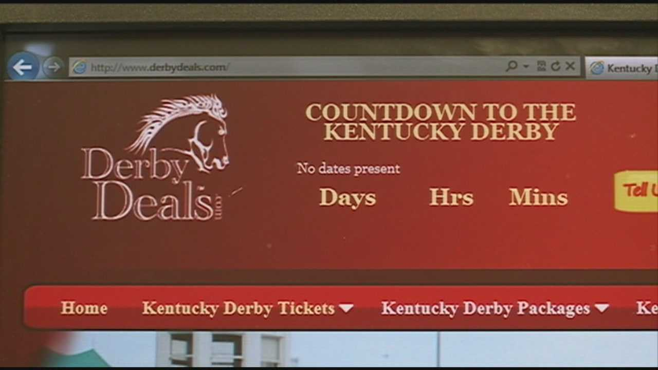 Derby fans from across the country say they were scammed out of thousands of dollars regarding fake tickets.