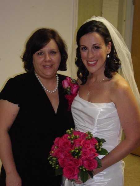 Digital media manager Jennifer Weigel and her mom