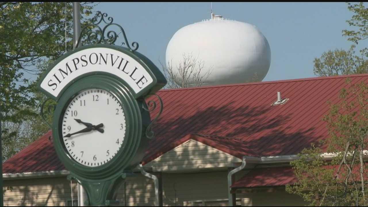 Simpsonville Kentucky