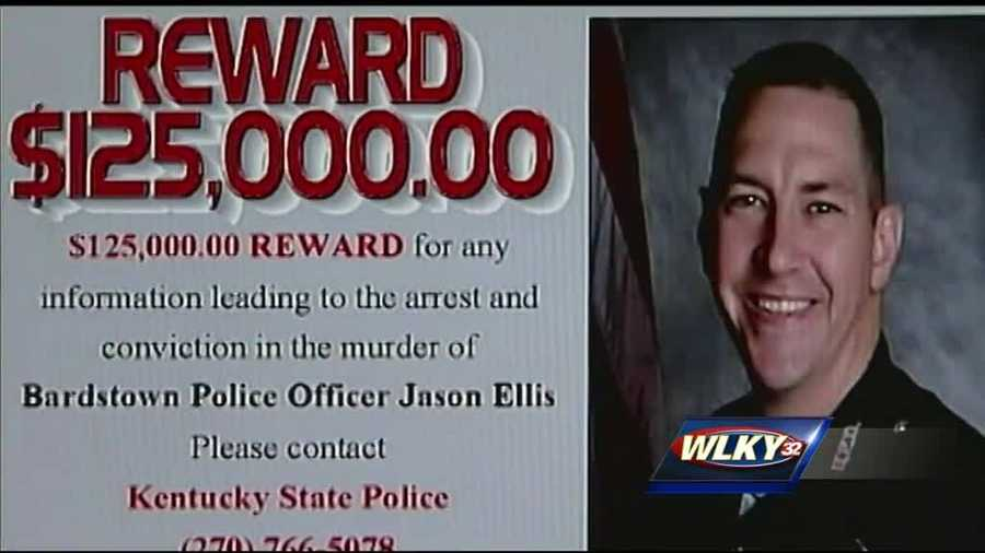 July 12, 2013: The reward for information leading to the arrest Ellis' killer increases from $125,000 to $135,000.