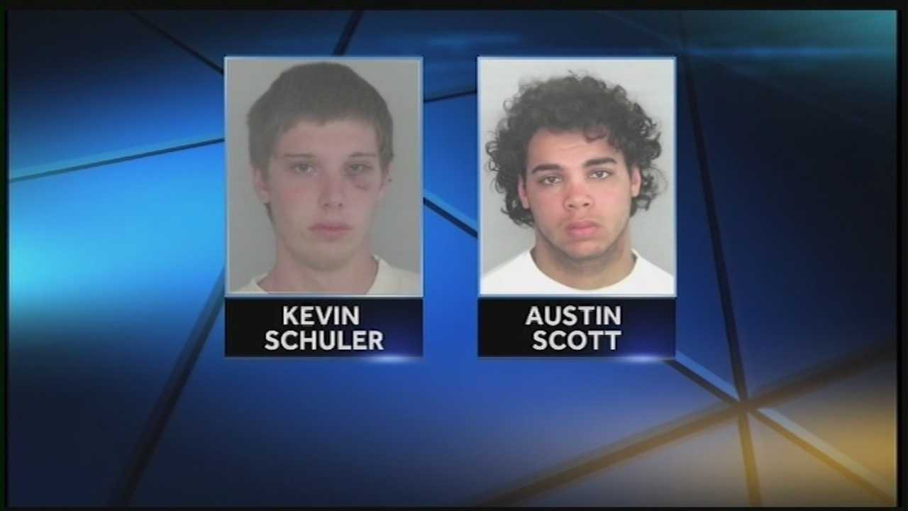 The death penalty case against two Indiana teenagers hit a couple of snags Friday, and it has the state and two defense attorneys frustrated.