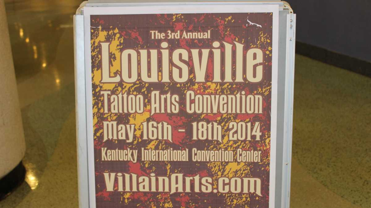 Images louisville tattoo arts convention 2014 for Louisville tattoo convention