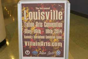 The Louisville Tattoo Arts Convention is May 16th-18th, 2014 at the Kentucky International Convention Center.Click here for more information