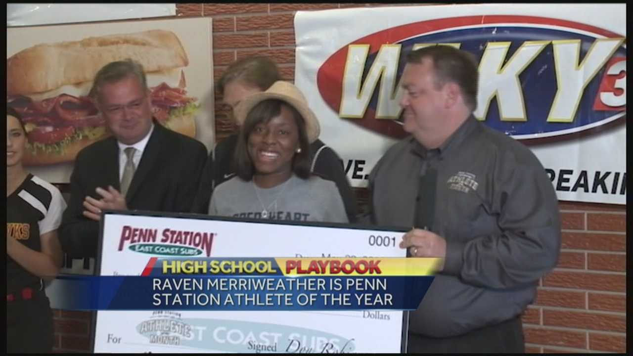 First Penn Station Athlete of the Year receives $5,000 scholarship