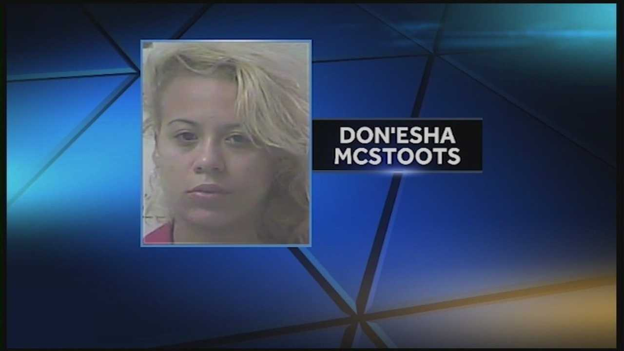 Person of interest cleared in Don'esha McStoots' slaying