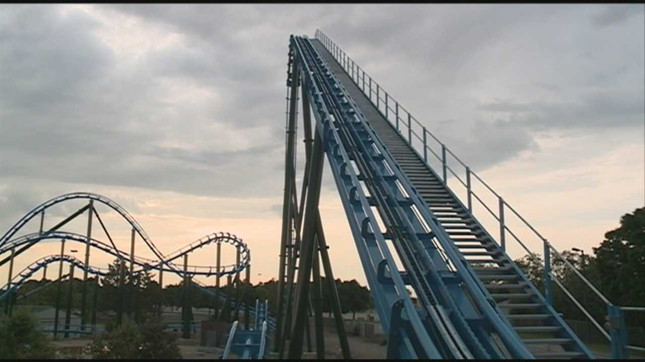 Kentucky Kingdom is ready for Saturday's grand re-opening.