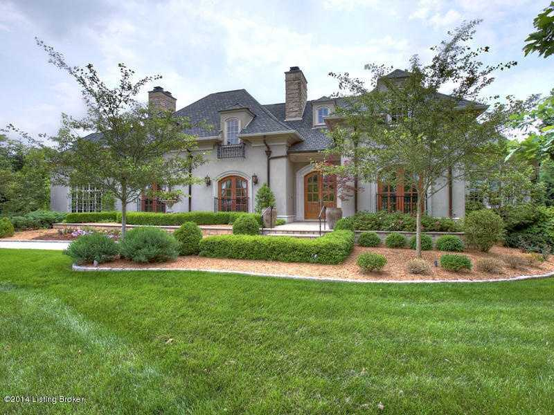 Begin your tour of this outstanding Louisville property. Boasting 5 bedrooms, 8 bathrooms, a 4 car garage, and large office, it has been listed at $2.99M.