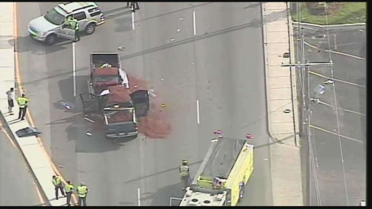 Police investigating fatal crash on Dixie Highway
