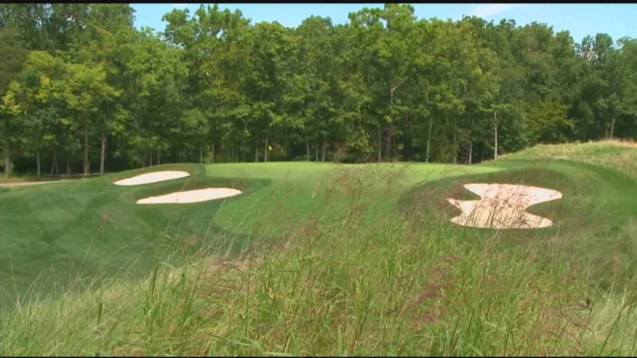 The Valhalla Golf Club is ready to host the 2014 PGA Championship.