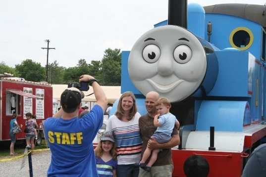 Day Out with Thomas -- June 7-8 and June 14-15Day Out with Thomas at the Kentucky Railway Museum is a family event that lets kids take a ride on the storybook engine and other Thomas and Friends themed events, including storytelling, temporary tattoos and arts and crafts.Tickets are required for guests 2 years and older and can be purchased by calling (866) 468-7630 or by going to www.kyrail.orgKentucky Railway Museum136 S. Main StreetNew Haven, KY 40051