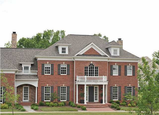 Custom built estate on great 1.27 acre lot in desirable Spring Farm, may have a classic exterior look, but the inside is incredibly modern. Six bedrooms and 6 bathrooms are just the beginning of what this home can offer.