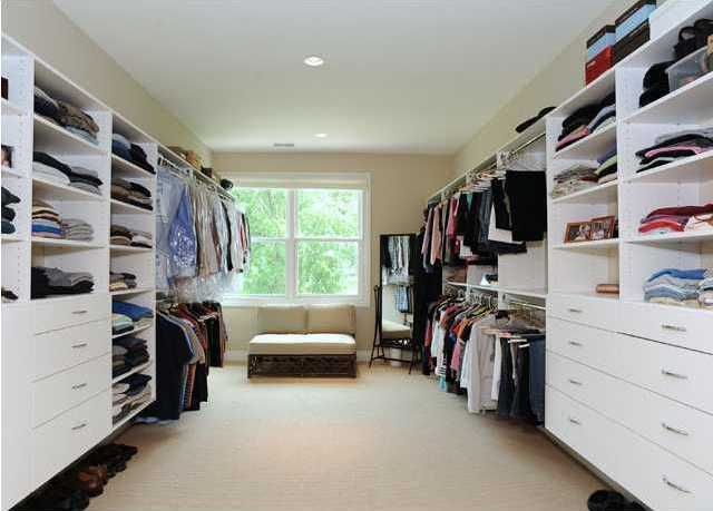 Welcome to your dream closet!