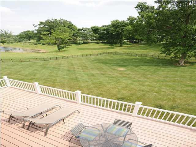 As previously mentioned, the property sits on 1.27 acres of land in the Spring Farm community of Prospect, Kentucky.