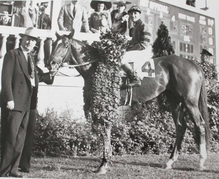 Whirlaway (1941)Jockey: Eddie Arcaro