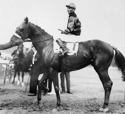 Sir Barton (1919)Jockey: Johnny Loftus