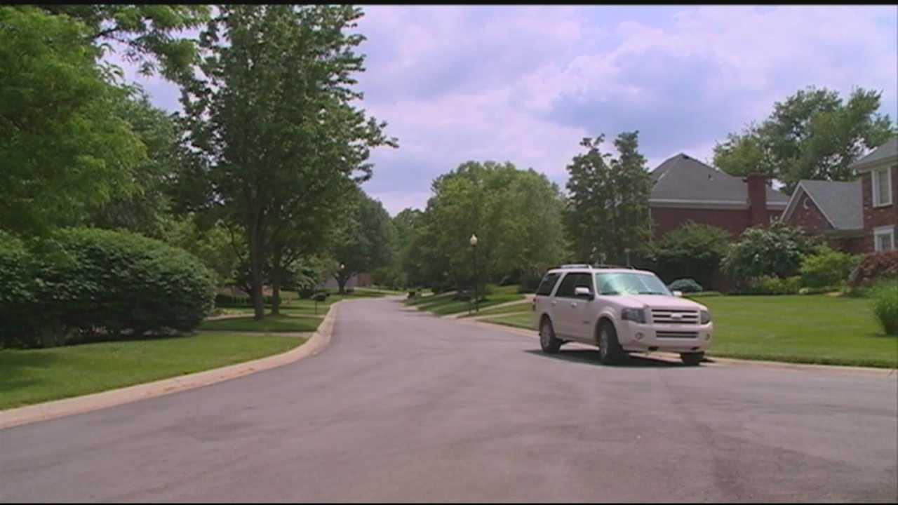 Two homes in Prospect were burglarized in the early morning hours.