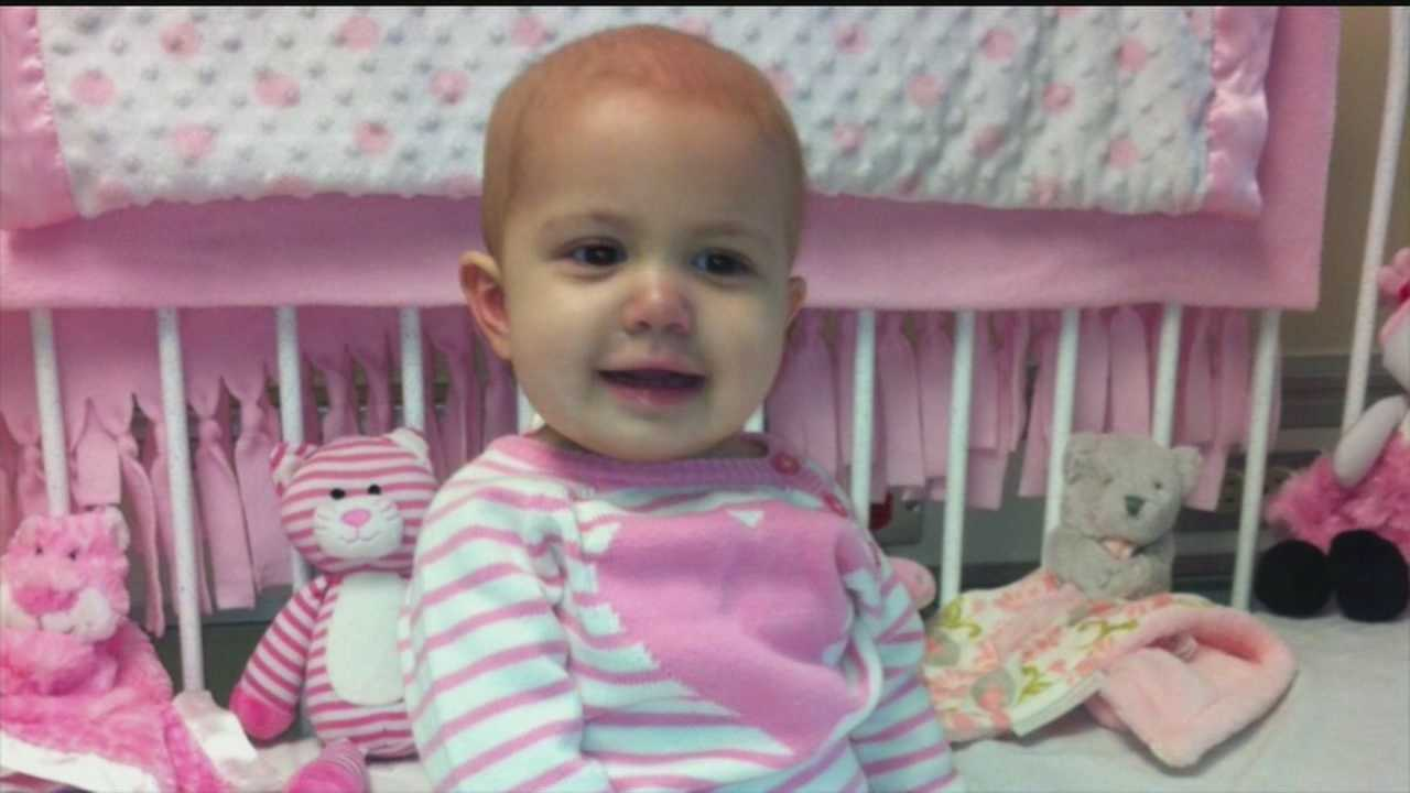 A fundraiser is being held next weekend for Hadley Mercer, a young Louisville girl battling leukemia.