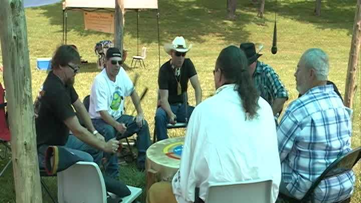 The Native American Circle of Peace Gathering makes its first visit to Hardin County on Sunday.