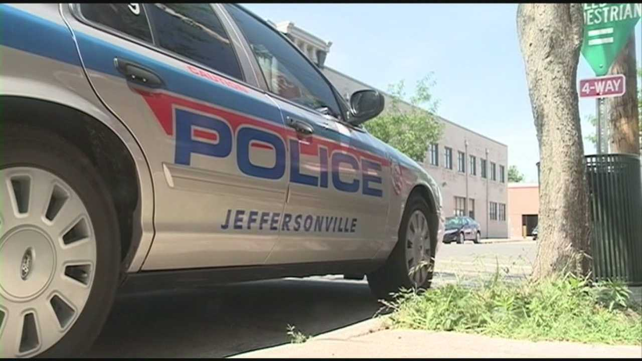 The city of Jeffersonville is looking to hire more police officers, citing an increasing population and the opening of the Big Four Pedestrian Bridge.