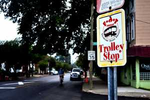 Republic Bank First Friday Trolley Hop - Feeling adventurous? Take your date on the Trolley Hop! It's part art show, part tourist attraction and part street party, all celebrating Louisville!Click here for more information
