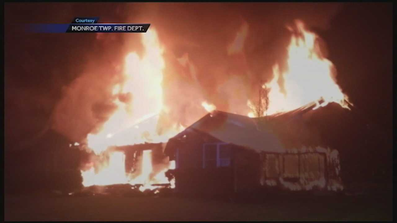 Sellersburg family devastated by house fire