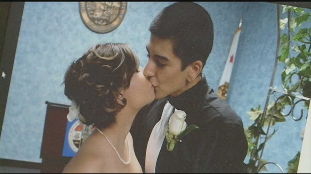 A woman thought she would never see her wedding photos again after losing her memory card, but a stranger found it and made certain she got the photos back.