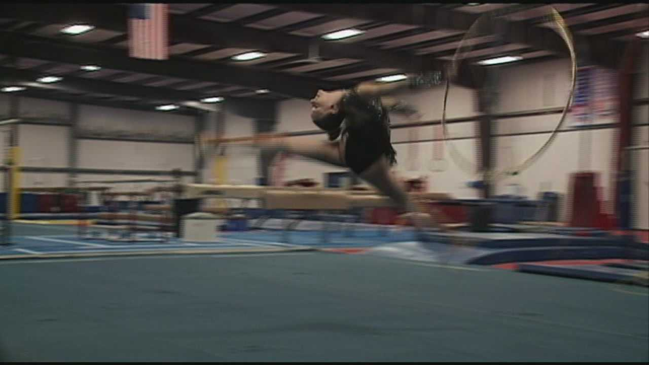 Louisville will host the 2014 USA Gymnastics Championships in July.