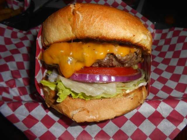 4. Grill-A-Burger, Palm Desert, California