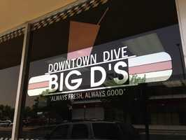 8. Big D's Downtown Dive, Roswell, New Mexico