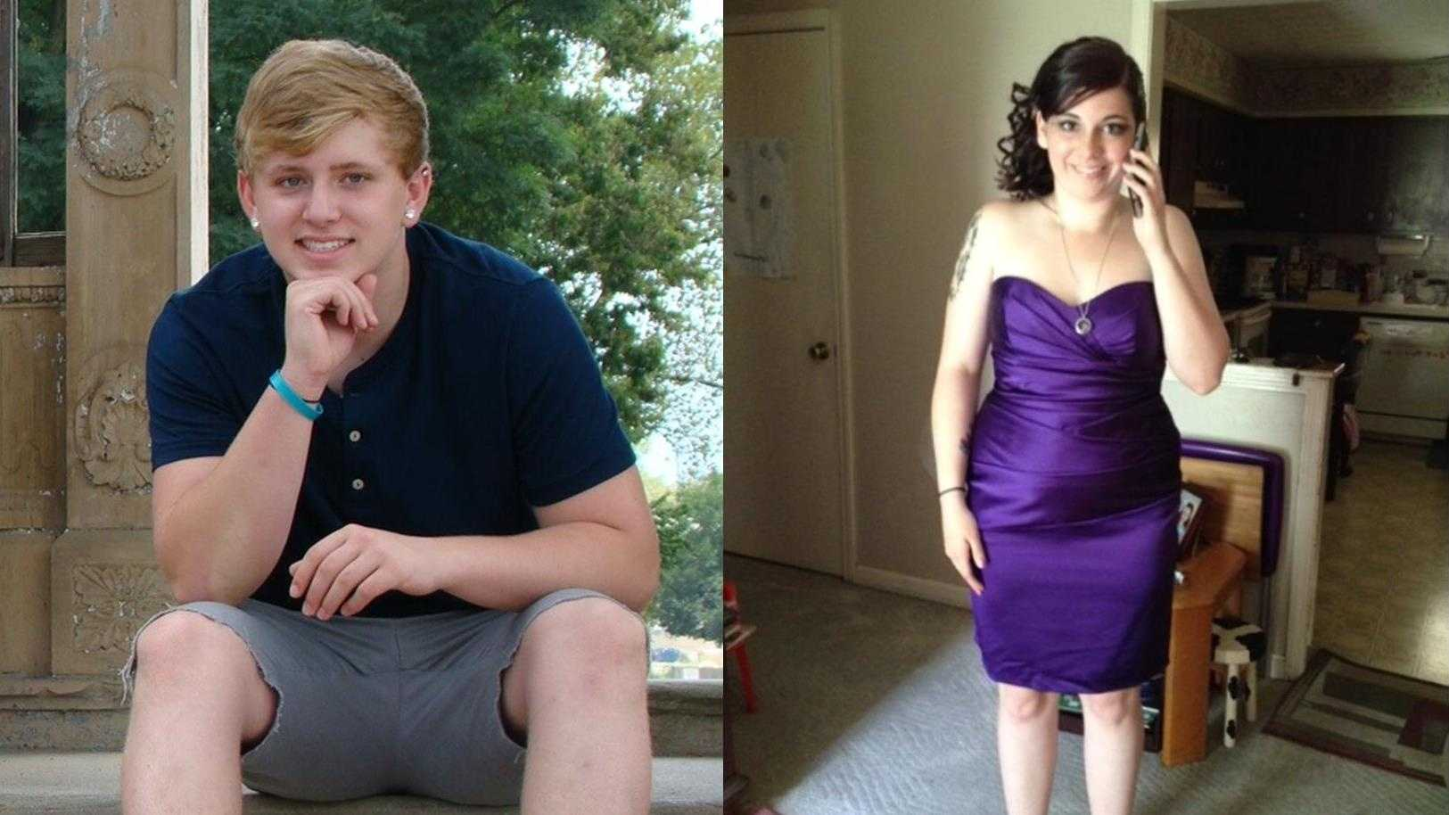 Ben Clifford and Haley O'Kelley.jpg