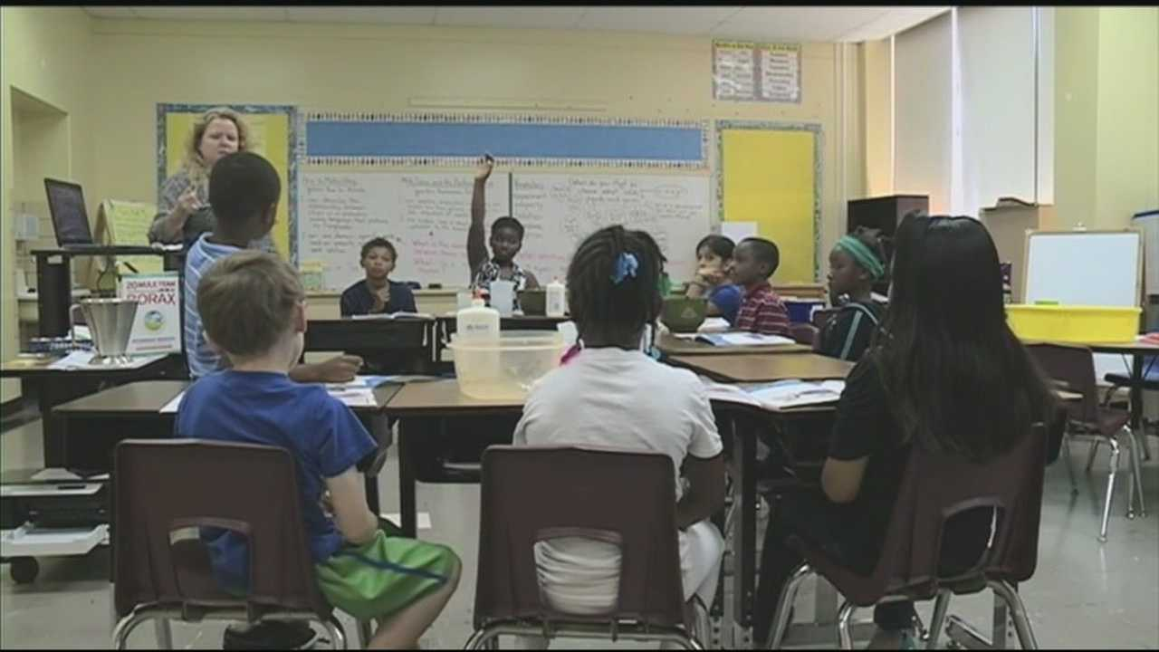 Programs are underway at Louisville schools to help fight summer learning loss.