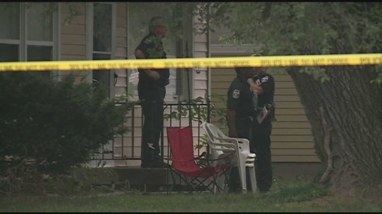 Two men are dead after a home invasion led to the men fatally shooting each other.