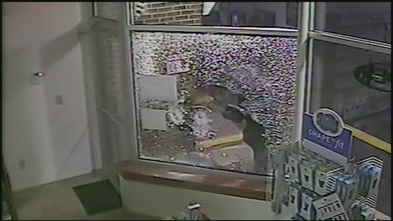 HTV Hub Edit pharmacy burglary